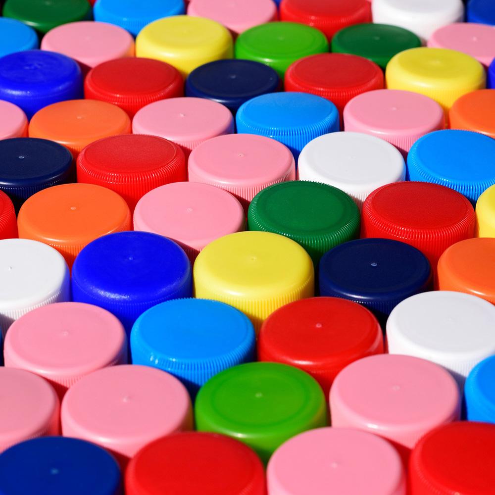 فود کانتکت، رنگین پلیمر